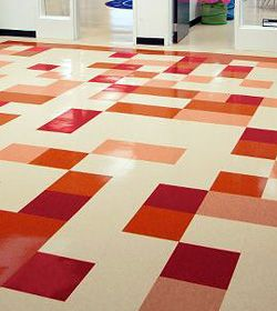 Vinyl Tile Patterns Composition Vct Flooring In Burnaby Supplying Greater