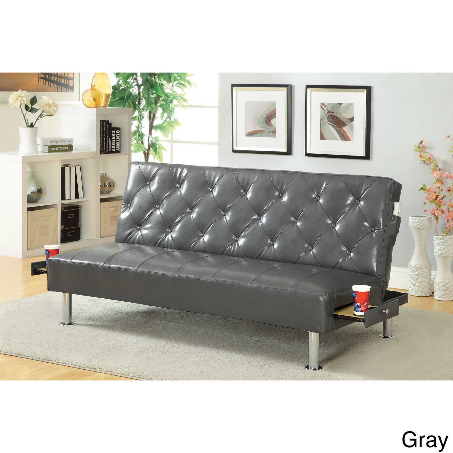 Queen Size Convertible Sofa Bed - Foter