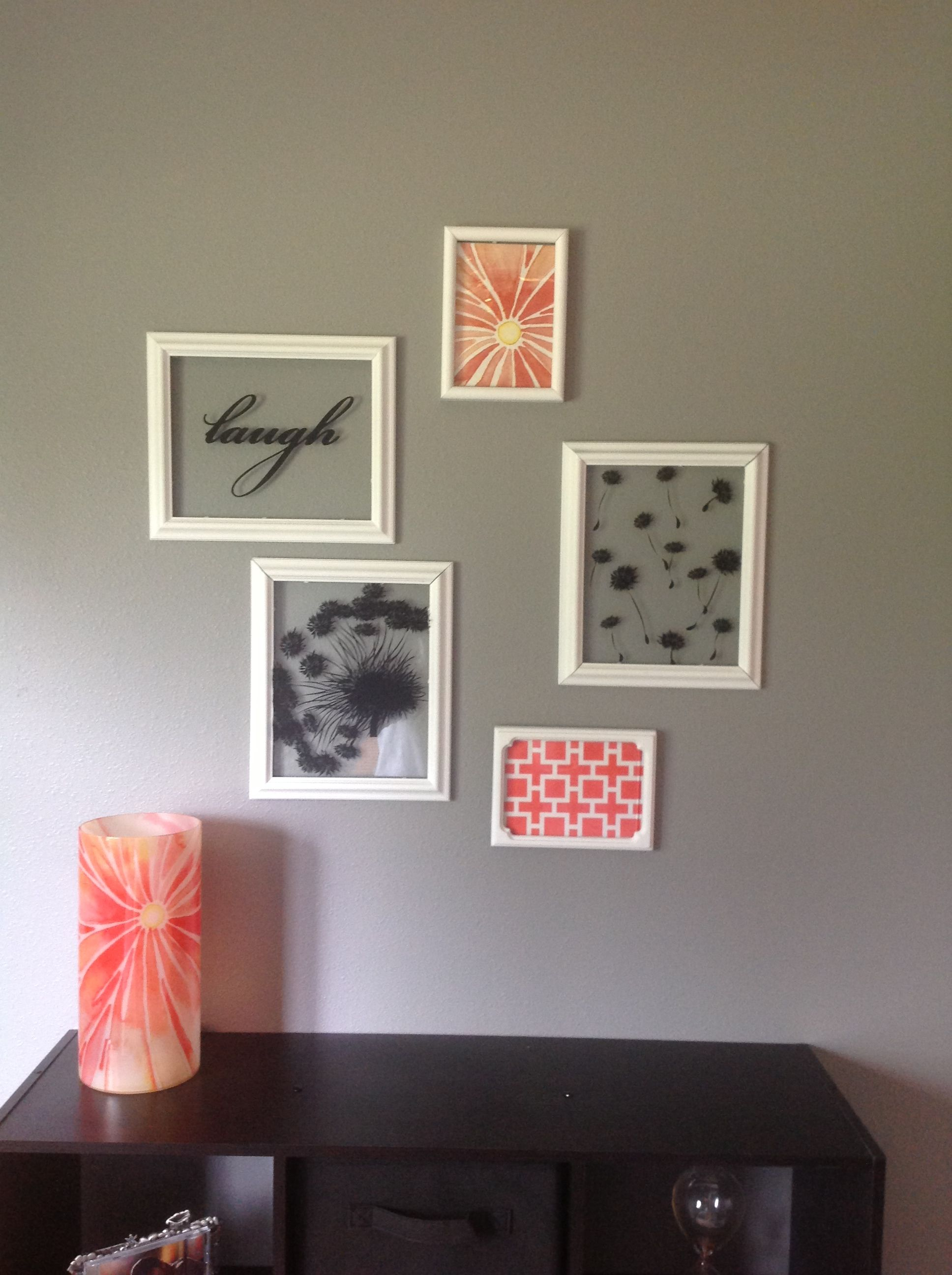 Picture Frame Collage Picture Frame Collagesdiy Wall Artroom