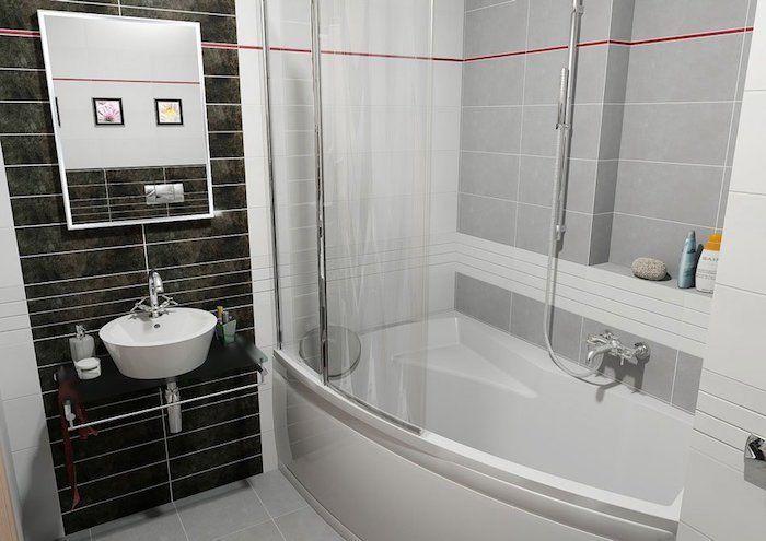 cool ide dcoration salle de bain 43 ides damnagement pour une petite salle