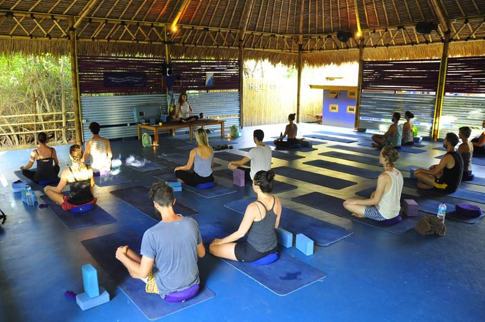 Are You Looking For The Best Yoga Retreat In Bali Then H2o Yoga And Meditation Center Is The Place To Be W Bali Yoga Retreat Yoga Meditation Bali Yoga