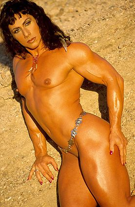 Yet galleries porn female muscle really. happens