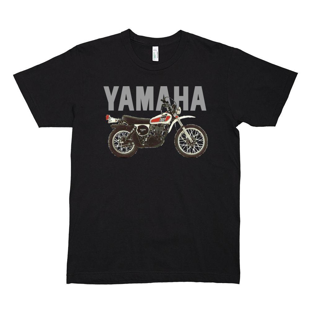 Yamaha Xt 500 T Shirt Yamaha Xt 500 Yamaha Yamaha T
