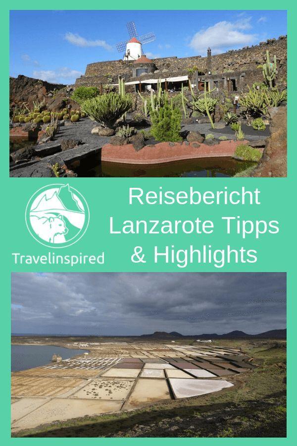 Lanzarote Sehenswurdigkeiten Tipps Und Highlights Lanzarote