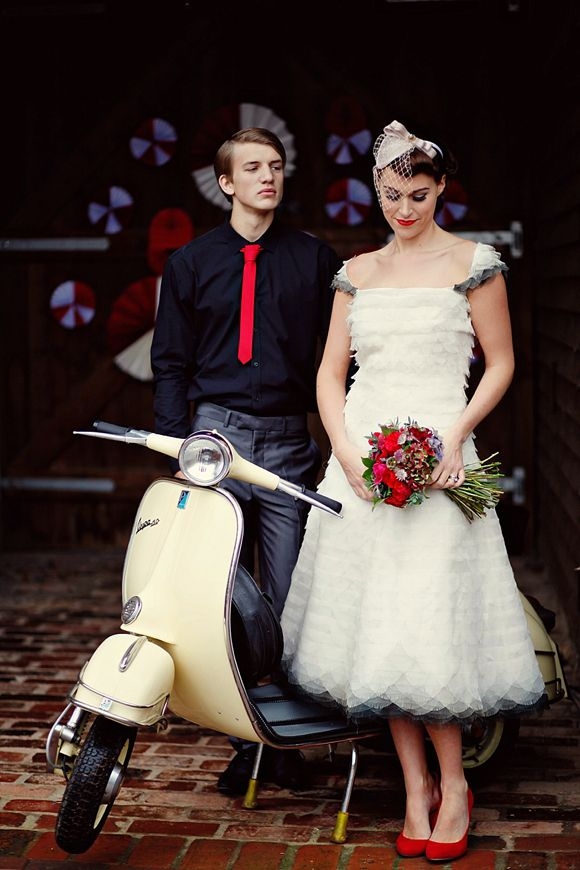 Oh Cherry Baby! ~ 1950s Inspired Retro Americana Romance look created by http://www.thepopupsalon.co.uk/