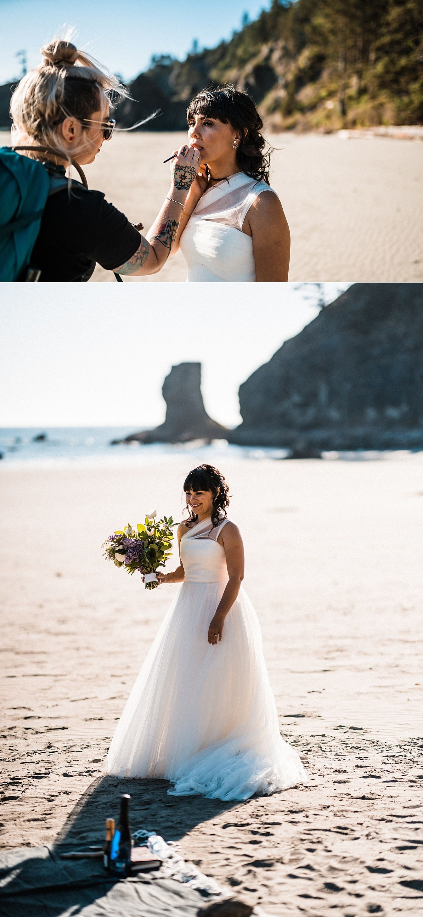 Olympic National Park Elopement Check Out This Adventure