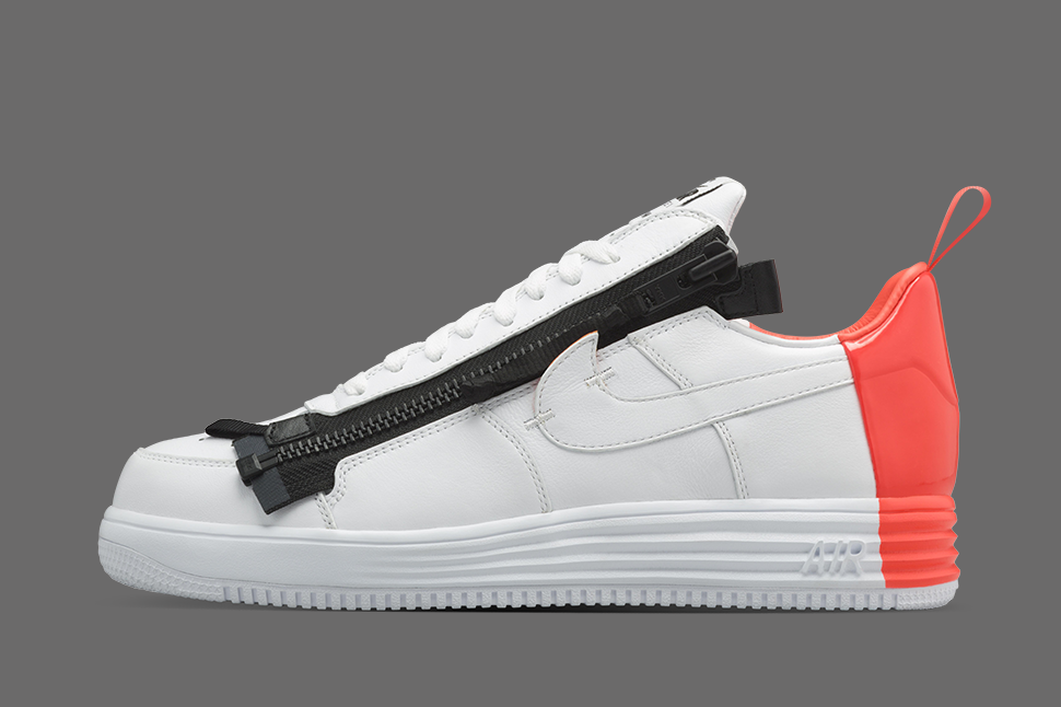 Acronym Adds Zipper to Nike Lunar Force 1 - EU Kicks: Sneaker Magazine ·  Running SneakersMen ...