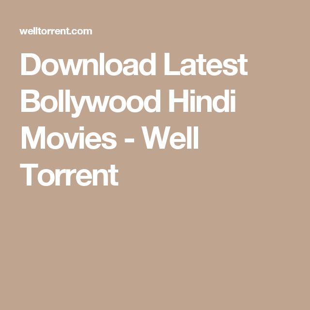 best torrenting site for indian movies