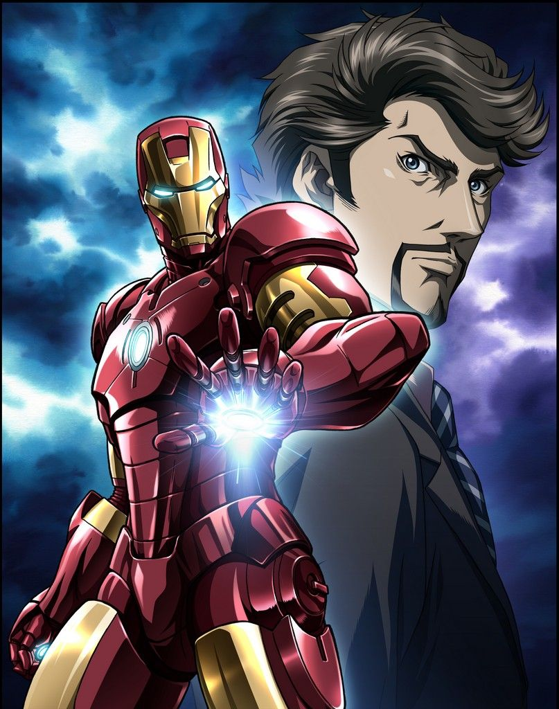 Avengers Anime Moviepilot superheroes Pinterest
