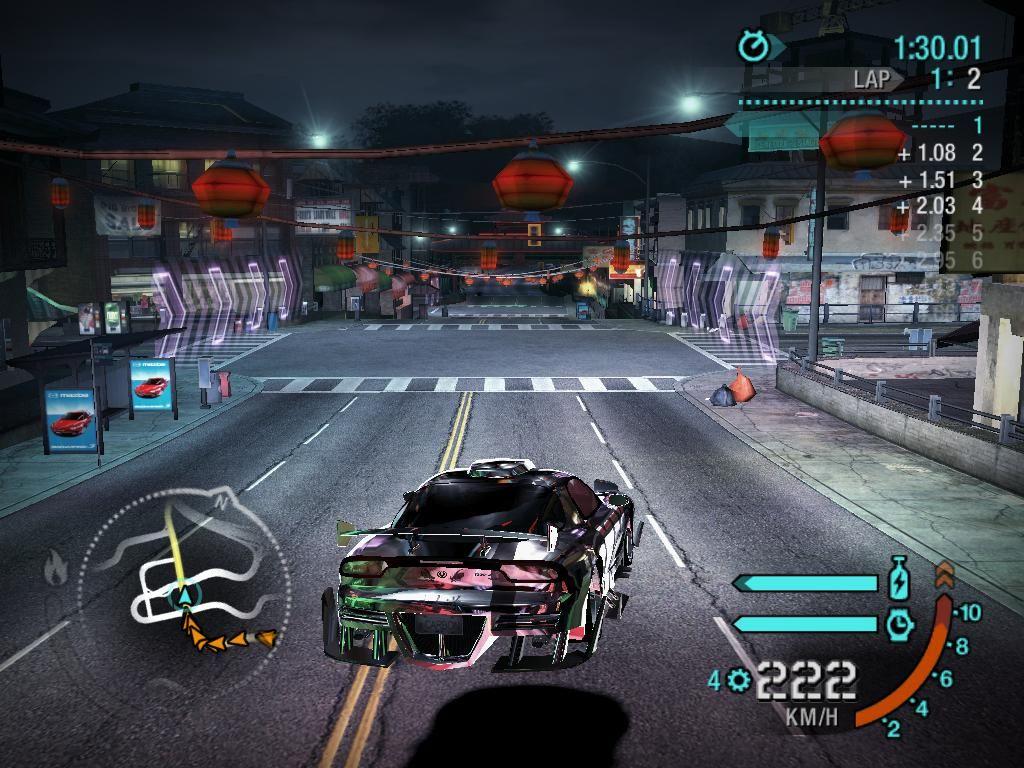 Играем в need for speed carbon torrent #2 дпс опять, делает мозги.