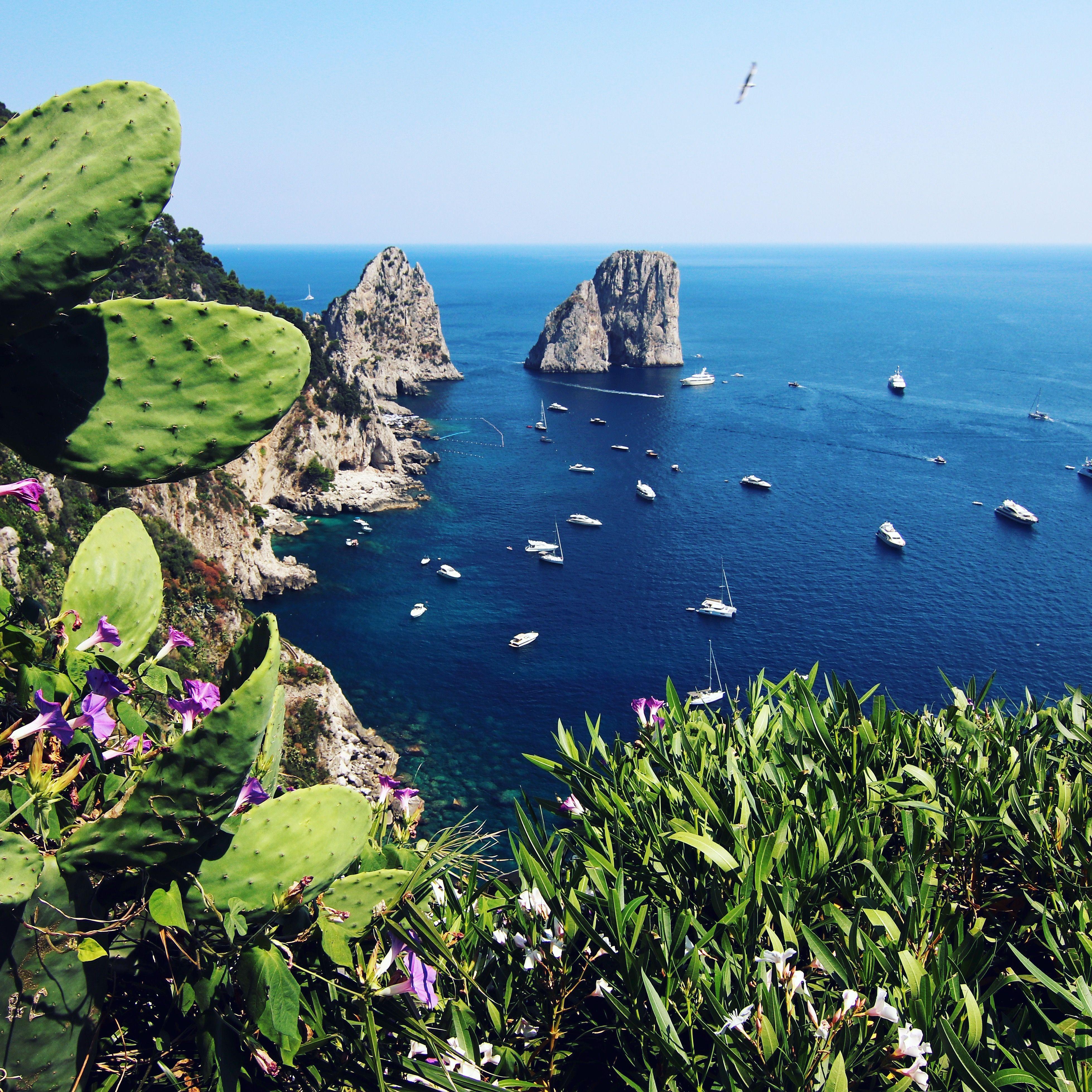 Italy Travel Agent |Naples, Pompeii, Sorrento, Positano ... |Capri Italy Golf