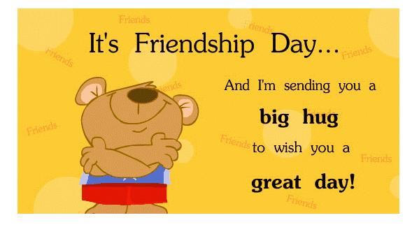 Happy Friendship Day Happy Friendship Day Quotes Friendship