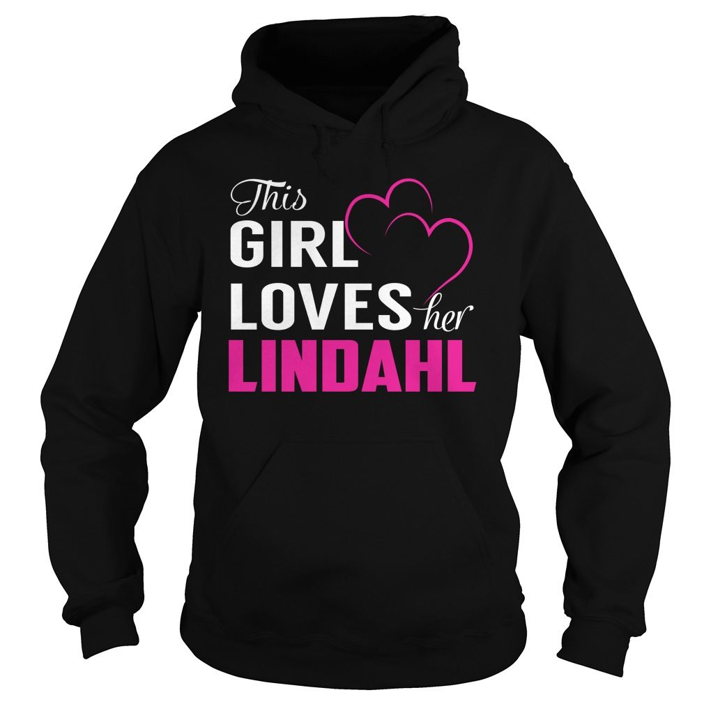 This Girl Loves Her LINDAHL Pink