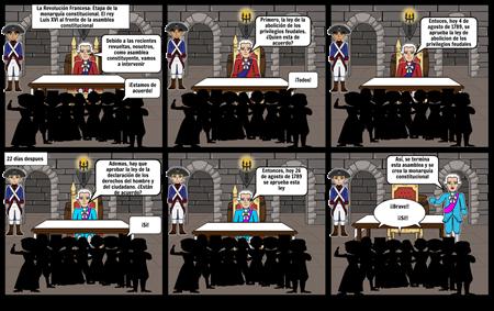 Historieta Cronica De Una Muerte Anunciada Storyboard Historieta Revolucion Francesa Actividades