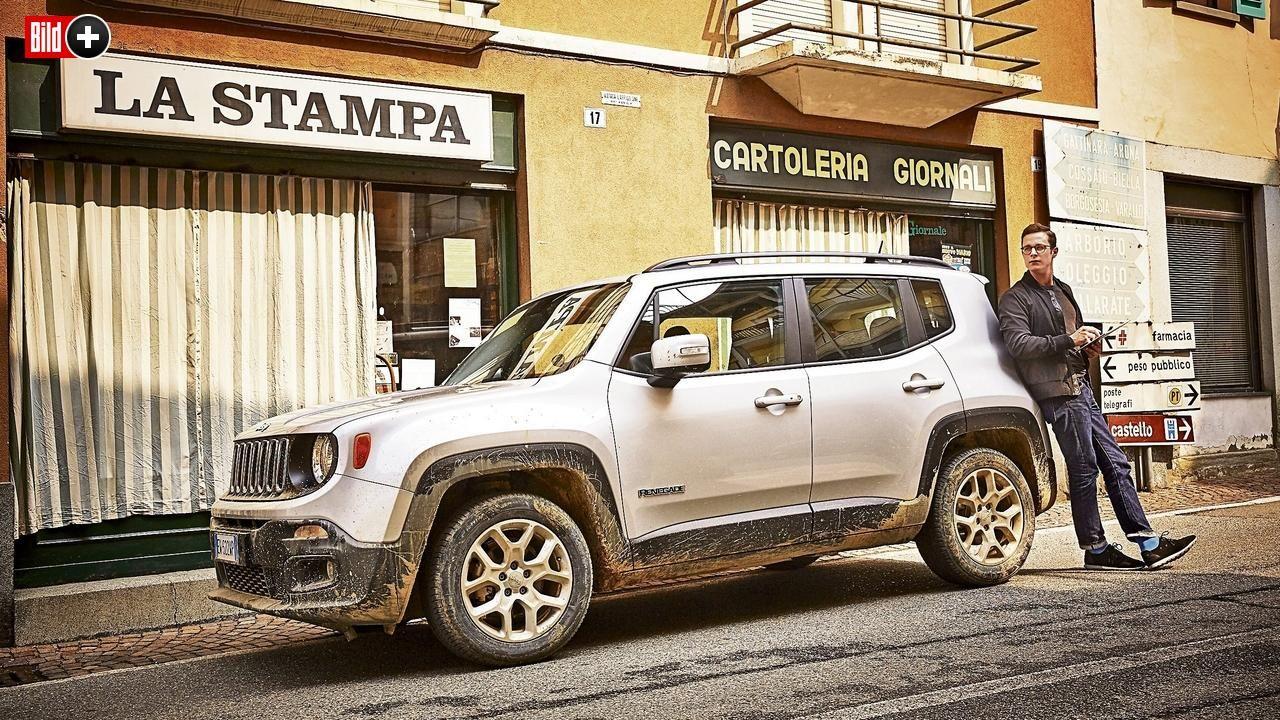 """ZUM ERSTEN MAL """"MADE IN ITALY"""" Ein Jeep für eine Handvoll Dollar"""