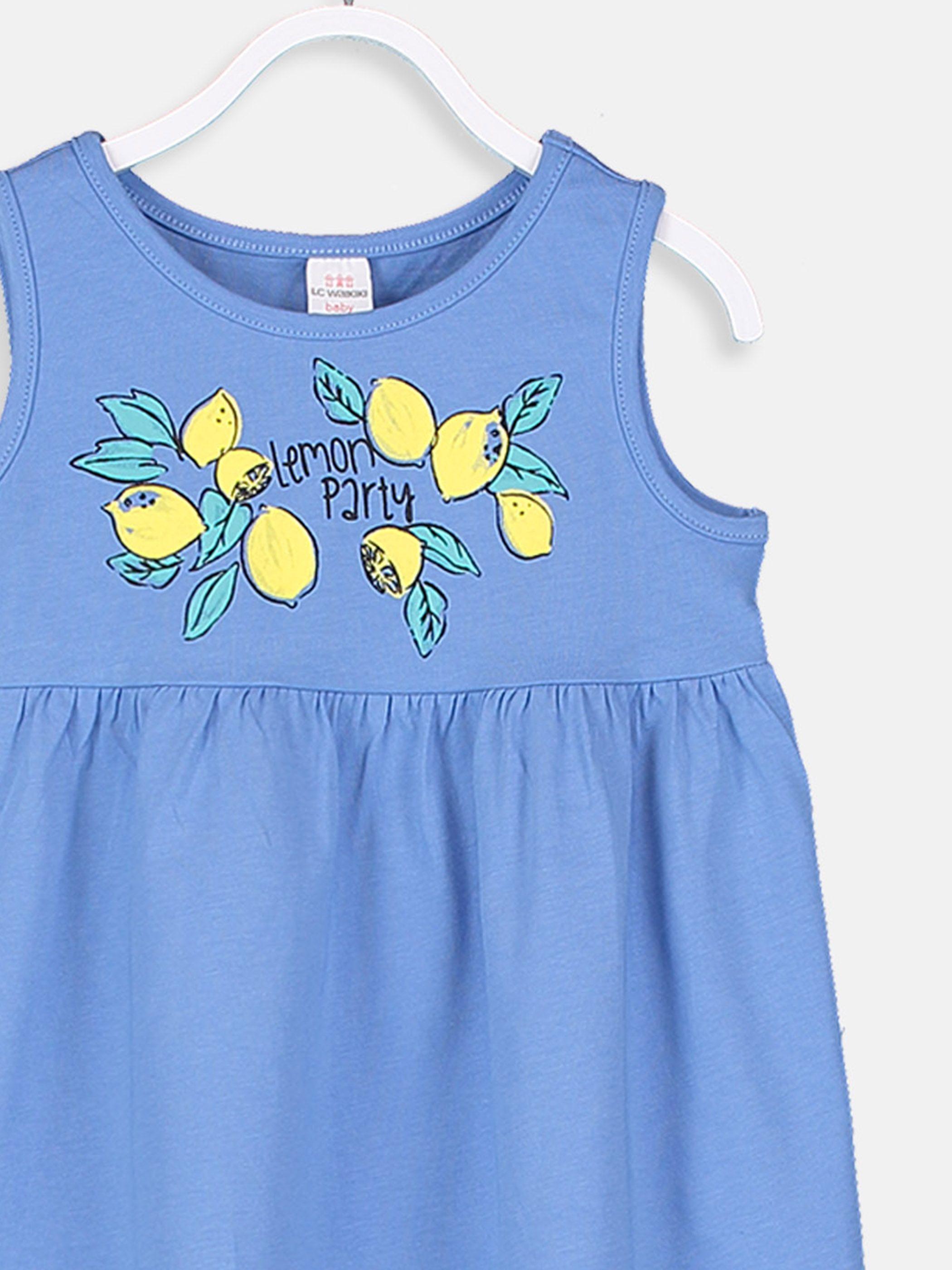 Kiz Bebek Pamuklu Elbise 9s3304z1 K6j Lc Waikiki Elbise Kiz Bebekler Kizlar