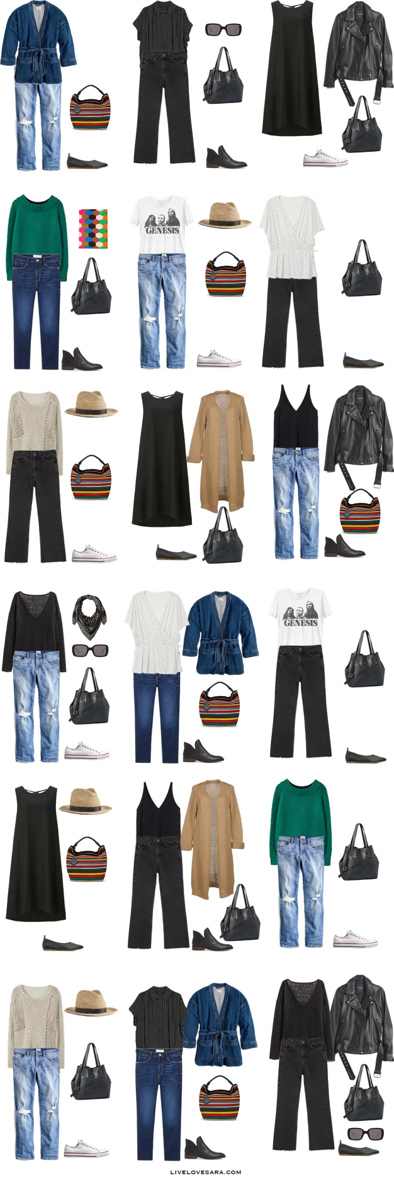 What to pack for France packing list   France Outfit Ideas   What to Wear in
