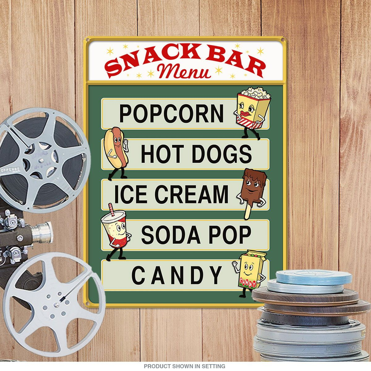 Theater Room Snack Bar: Pin By Kris Kringle On Advertising In 2020