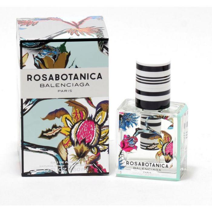 Paris De Parfum Vaporisateur Eau Balenciaga 50ml Rosabotanica eroxBdC