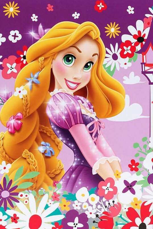 Rapunzel Desenhos Princesas Disney Desenhos De Princesas