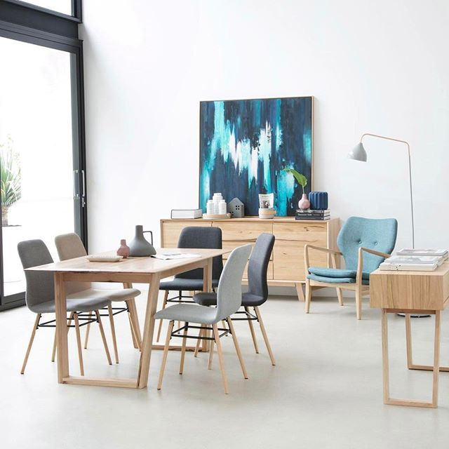 Dining Room Goals With Our Contemporary Baxter Collection