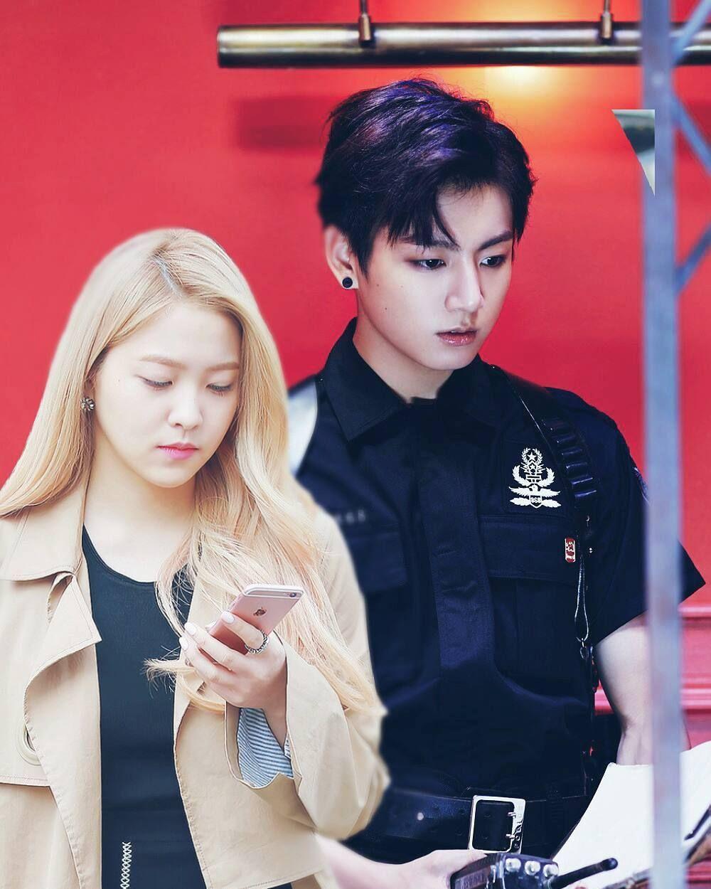 Ceo Kim With Her Bodyguard Pt 2 Bangtanvelvet Jungri Jeonjungkook Kimyerim Jungkook Yeri Bangtan Bts R Kim Yerim Cute Couples Jeon Jungkook