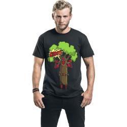 Deadpool I Am Groot T-ShirtEmp.de #graphicprints