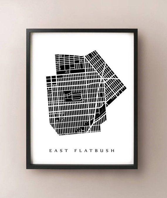 East Flatbush, Brooklyn New York City Neighborhood Art