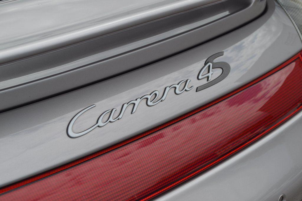 Porsche 911 MK 996 3.6 Carrera 4 S Tiptronic S 2dr
