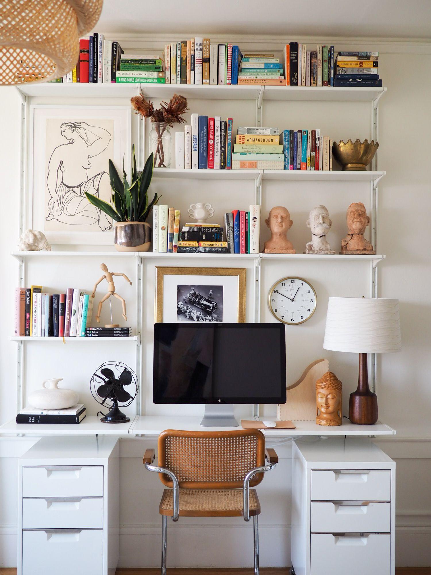 Figure drawing, vintage: similar. White frame: Ikea. Marcel Bruer ...