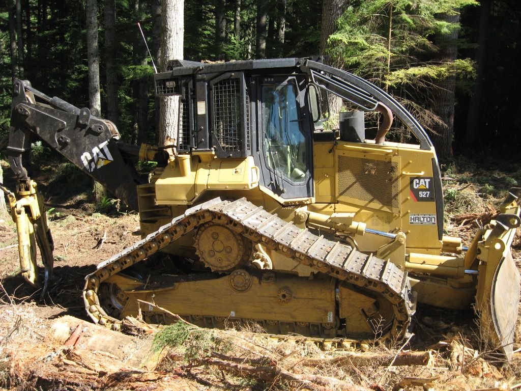 logging equipment Rank Advanced Member Forestry