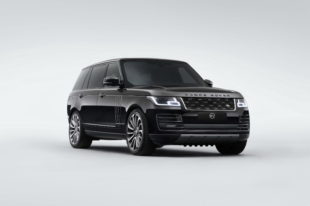 Photo of Land Rover Makes One-Off Range Rover SVAutobiography For Boxing Champ Anthony Joshua | Carscoops