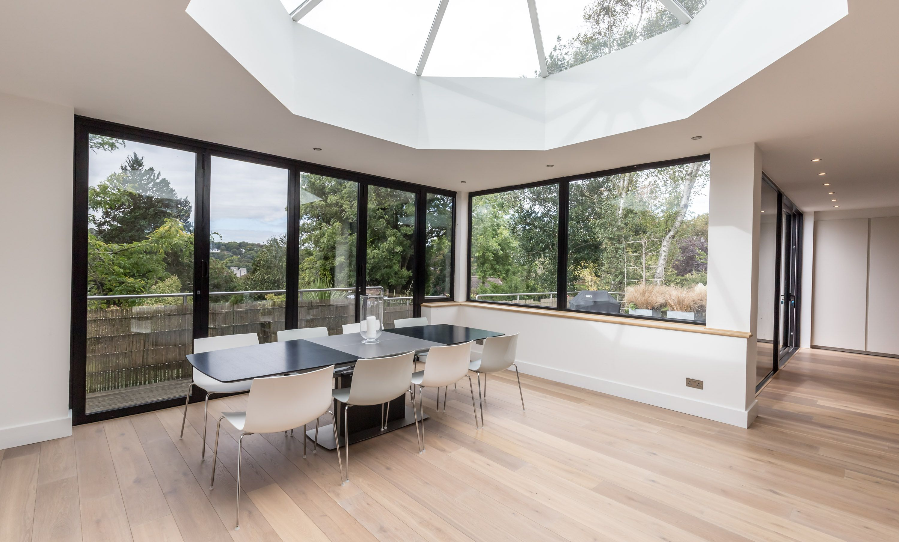 Feature Octagonal Skylight