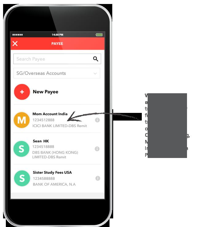 Dbs Digibank App Internet Banking Dbs Singapore In 2020 Dbs Bank Banking App Mobile Banking