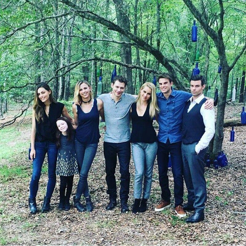 The originals bts season 4 | the originals in 2019 | Vampire