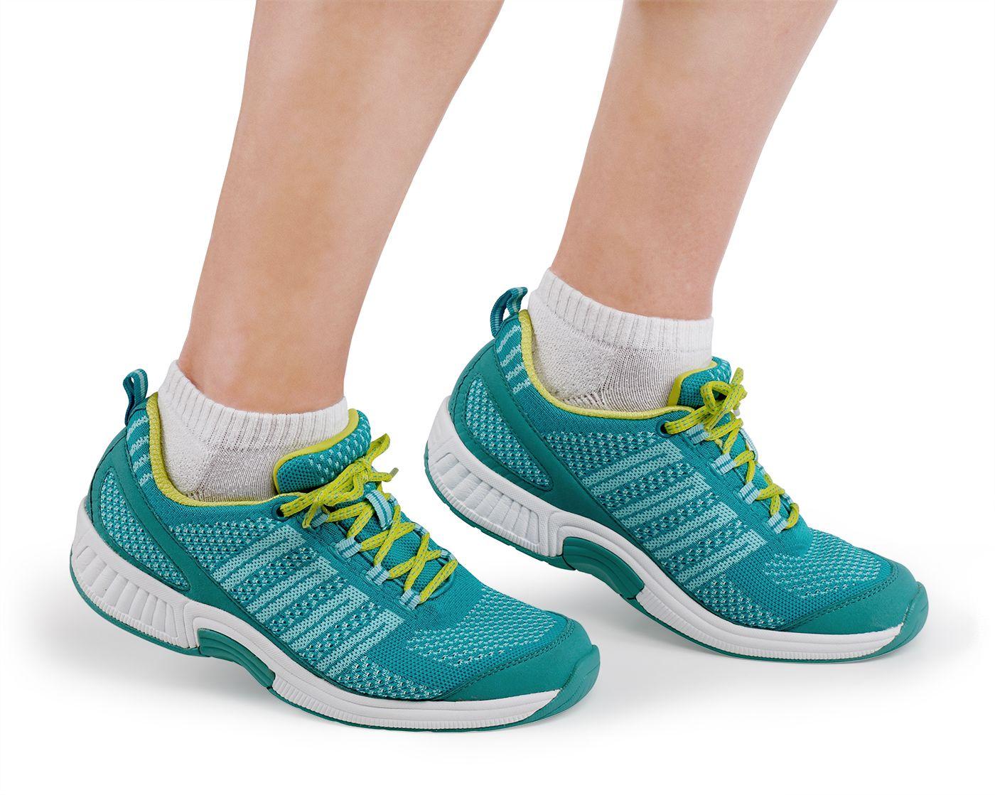 Women's Athletic Shoes Plantar