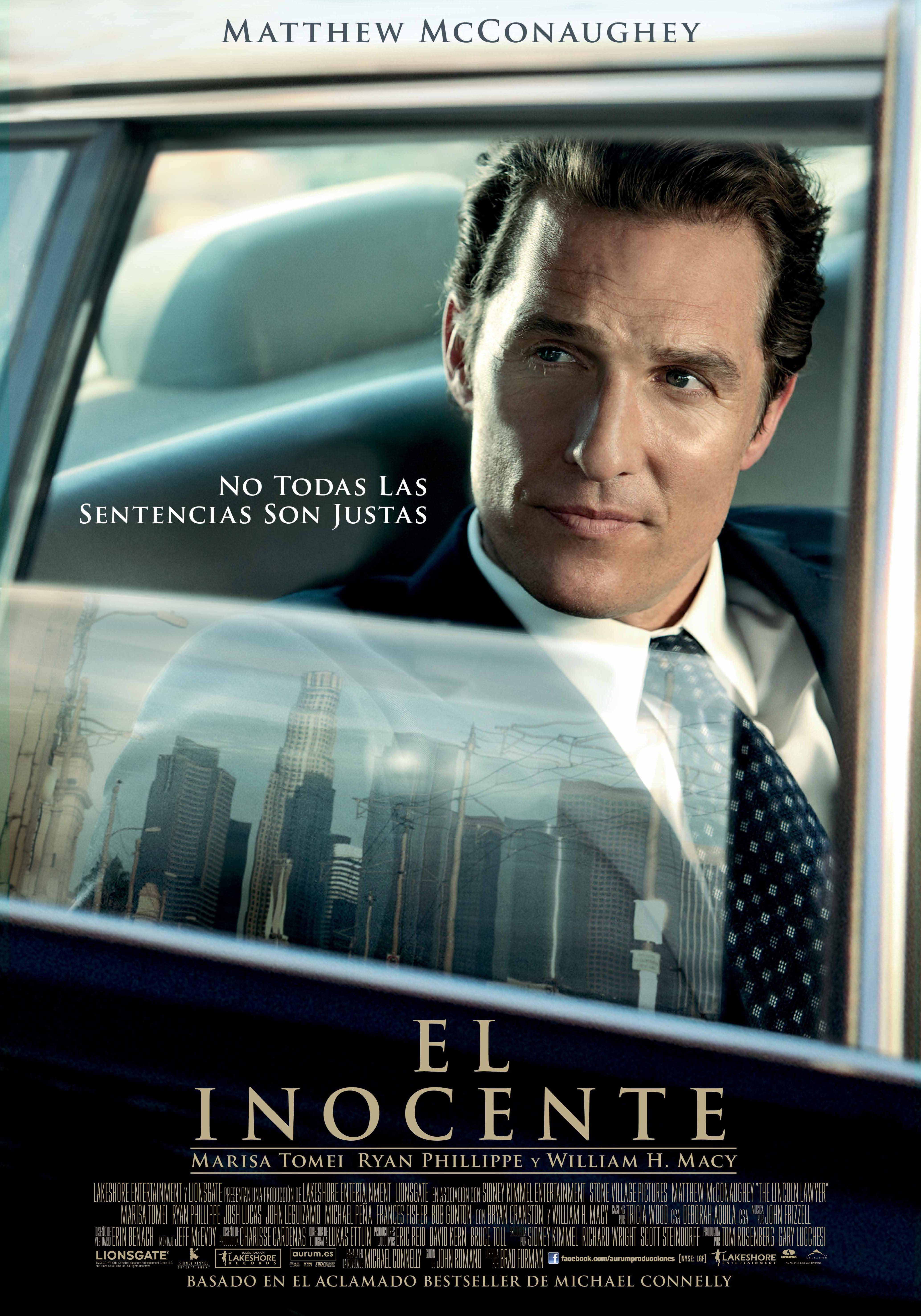 El Inocente 2011 Libros De Cine