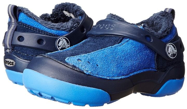 00b682db3aba50 Crocs Dawson Slip-on Lined Sneaker PS (Toddler Little Kid ...