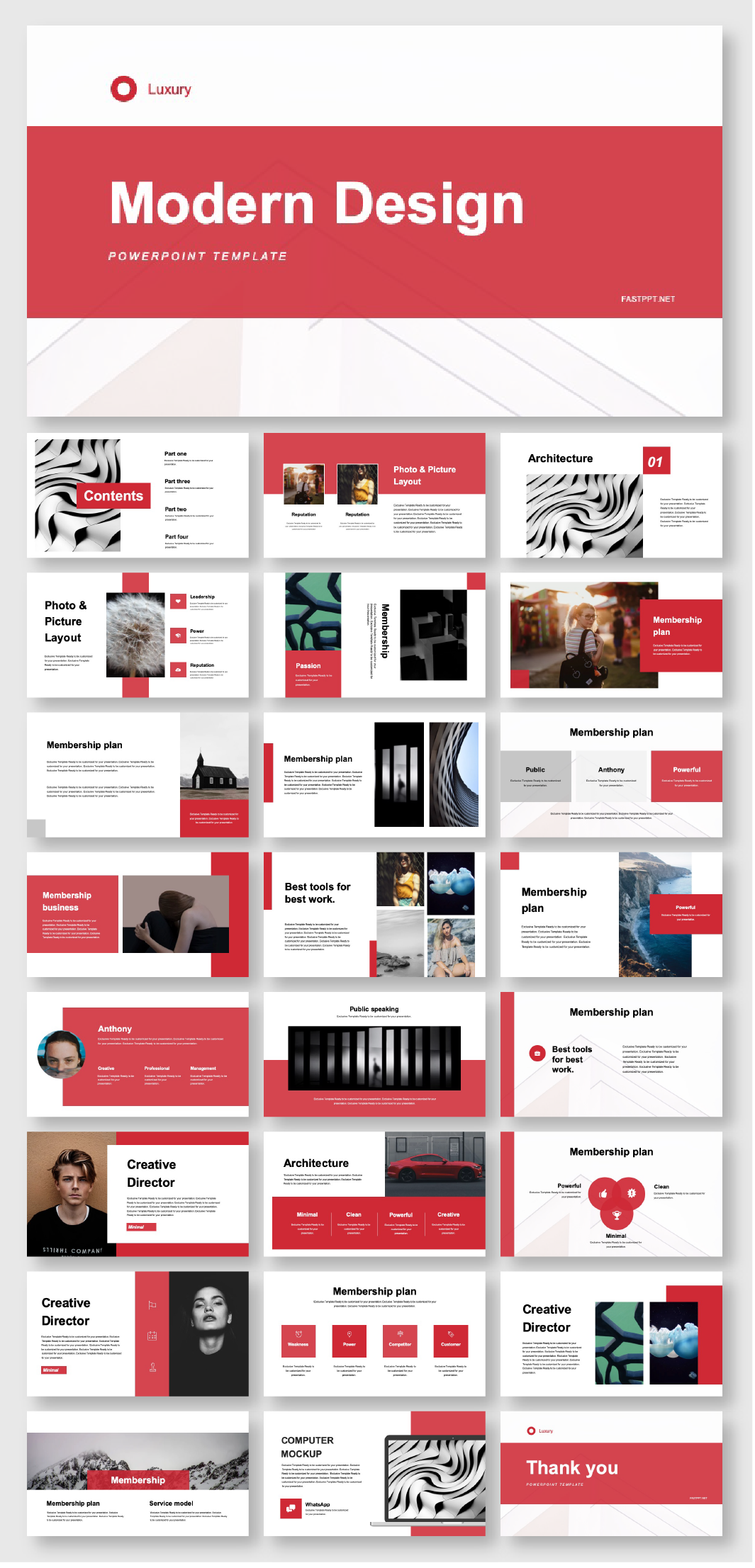 Annual Report Business Plan Powerpoint Template Powerpoint Annual Repo Powerpoint Design Templates Presentation Design Layout Powerpoint Presentation Design