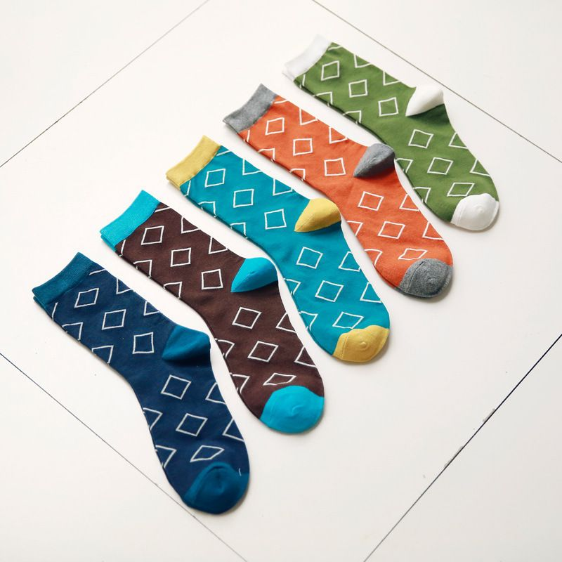 1 Pairs Coral Fleece New Winter Warmer Socks Men Fashion Tide Men Socks Harajuku Socks Cotton Unisex Meias 6 Color cosplacool Underwear & Sleepwears