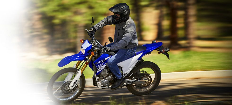 2017 Yamaha WR250R Adventure Touring Dual Sport Motorcycle