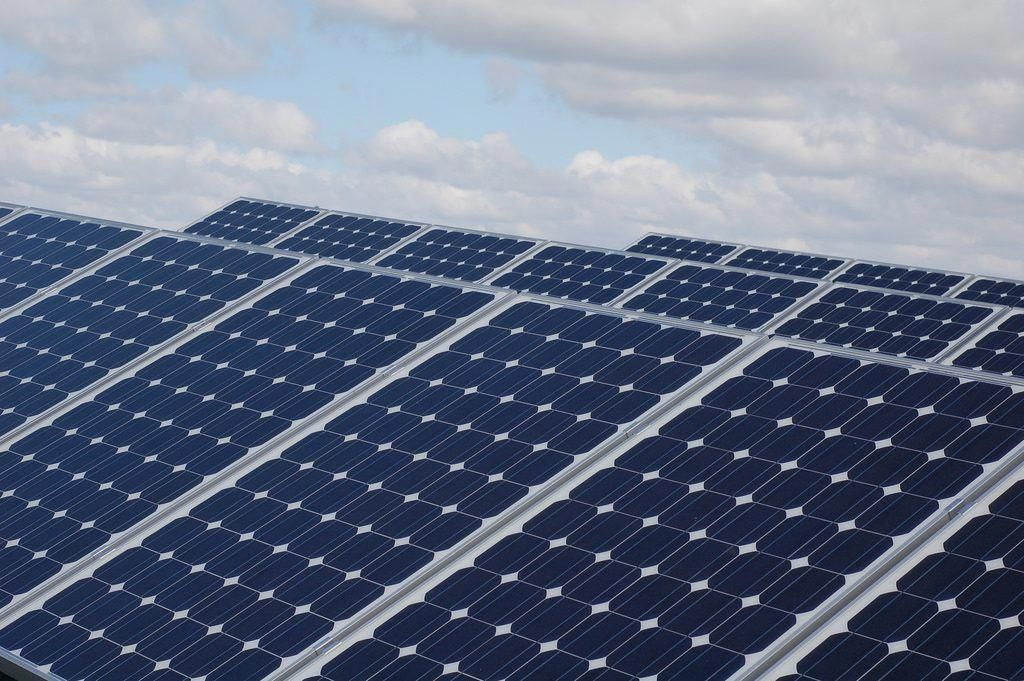 The University of British Columbia's BacteriaDriven Solar