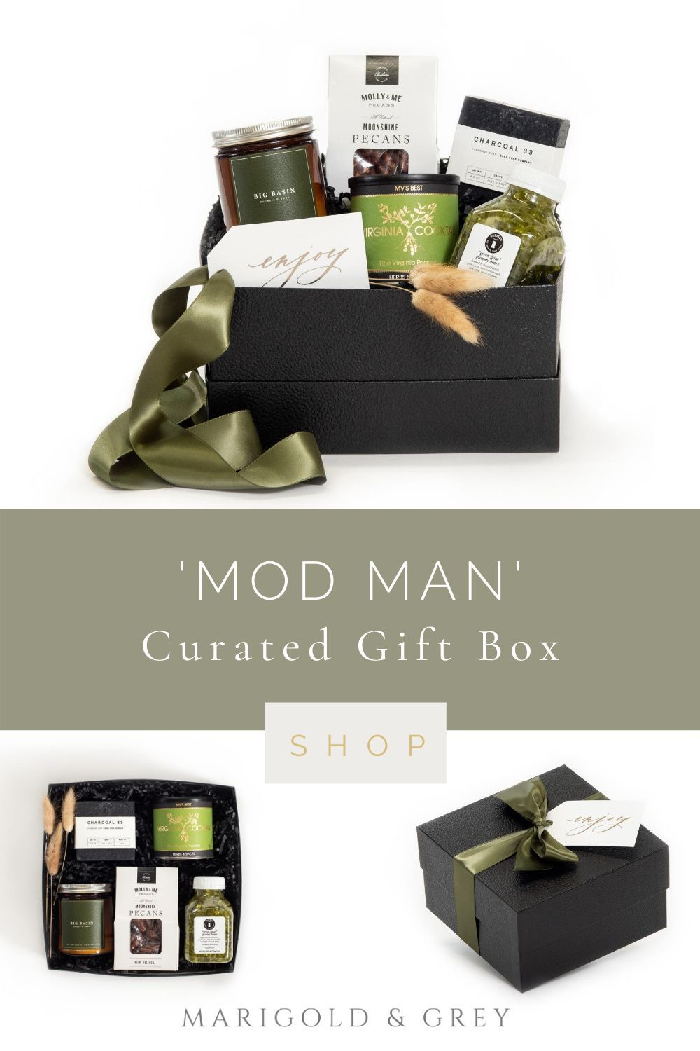 Mod Man in 2020 Gifts, Gift baskets for men, Calligraphy