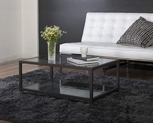 Amazon Com Studio Designs Home 71030 Camber Modern Square Coffee