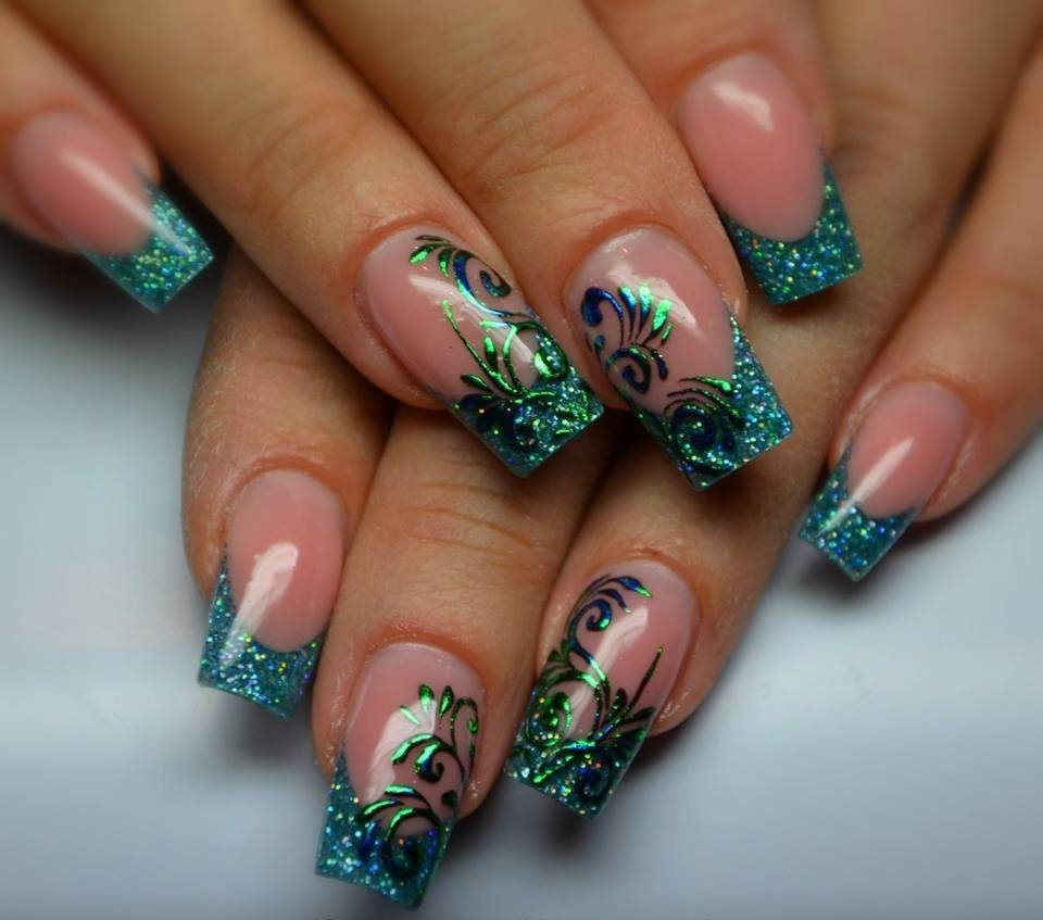 easy and simple nail polish stickers , lacquer nail polish , cracked ...