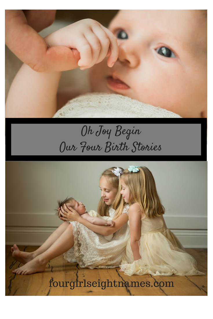 Our Four Birth Stories Birth stories, Birth labor