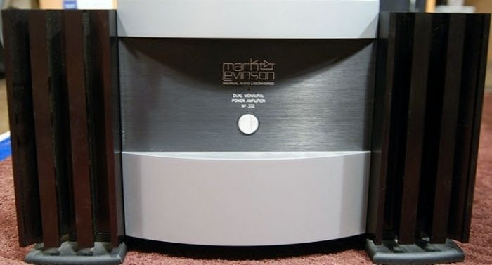 Mark Levinson No 332 Stereo Power Amplifier | Power Amplifiers