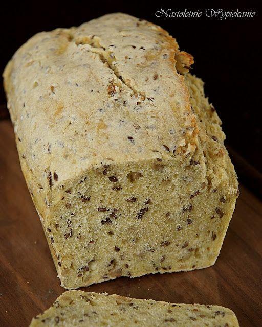 Nastoletnie Wypiekanie: Chleb bezglutenowy- przepis podstawowy