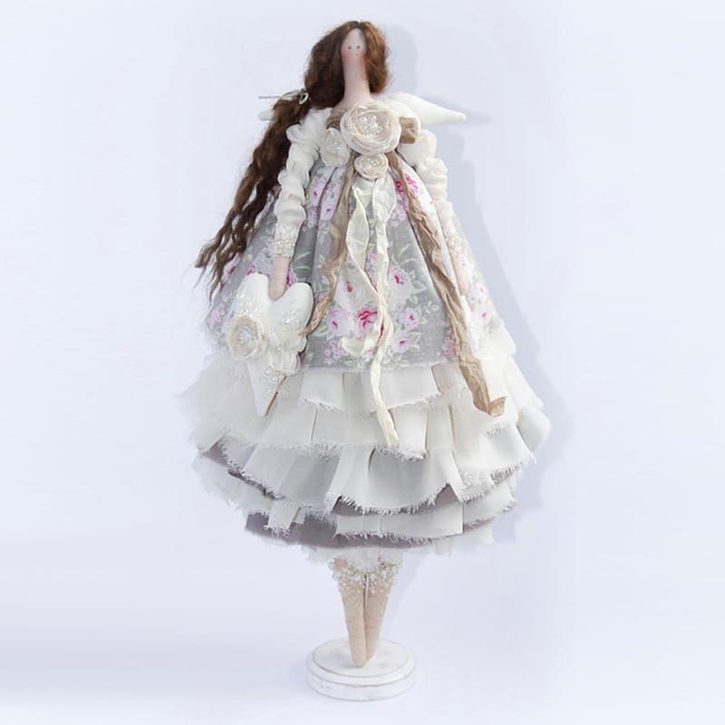 Платье ангела тильда