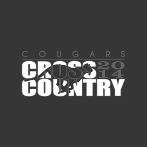 Cross Country t-shirt design idea | Past Sample Artwork ...